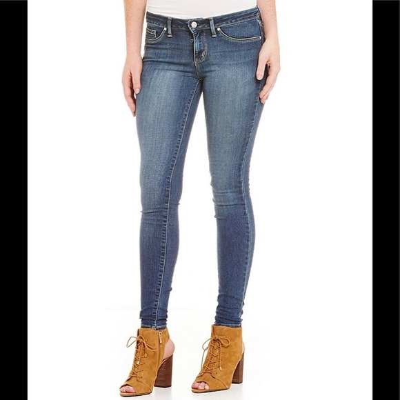 Jessica Simpson Denim - Jessica Simpson Kiss Me Super Skinny Jeans